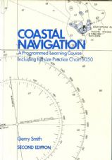 Costal Navigation - Gerry Smith - Includes chart